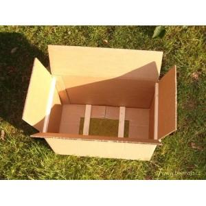 Přepravní krabice na oddělky