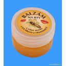 Balzám na rty - med